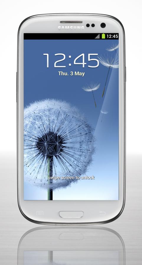 06772229daf Äsja esitleti avalikkusele uusimat Samsungi lipulaeva mobiilinduse vallas -  Samsung Galaxy S III-e. Tegemist pidi olema uue kontseptsiooniga, ...