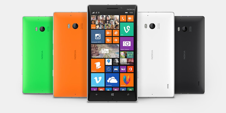 8e5cf3b00f2 Muidugi oli see tuttav tunne meie aastase Nokia Lumia 635 testi kõrval  haarata kätte üks teine Lumia - numbriga 930. Raske, külm, soliidne -  muidugi ka ...
