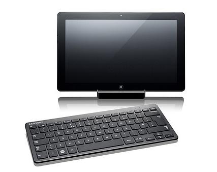 34eeeebafa1 Samsung hüppas ka uut tüüpi arvutite rongile ja pakub peagi Slate PC-d, mis  oma olemuselt on natuke Asuse EEE Pad Transformeri moodi, aga samas ei ole  ka.