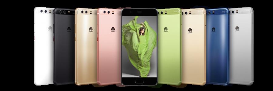 Huawei tõi välja oma selle aasta tipptelefoni - Huawei P10