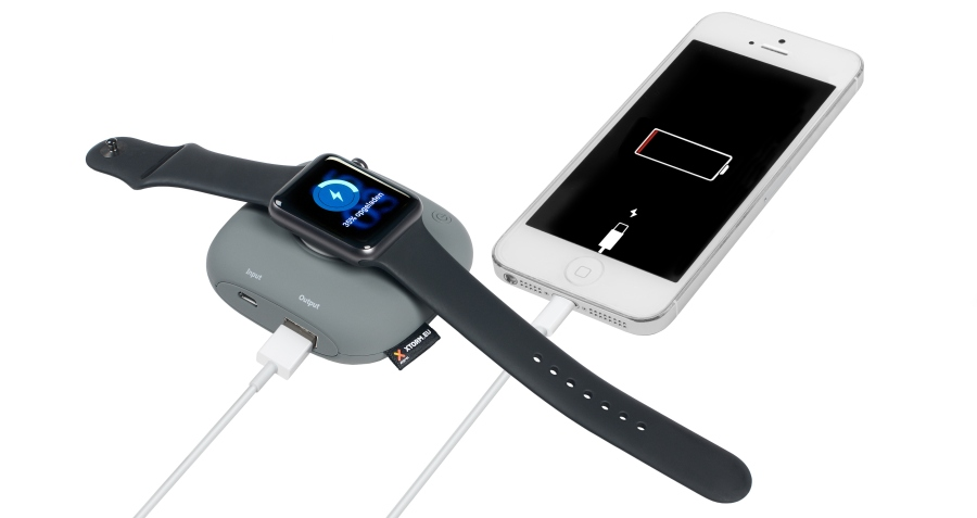 Uus laadija Xtorm Apple Watch Charger Boost.