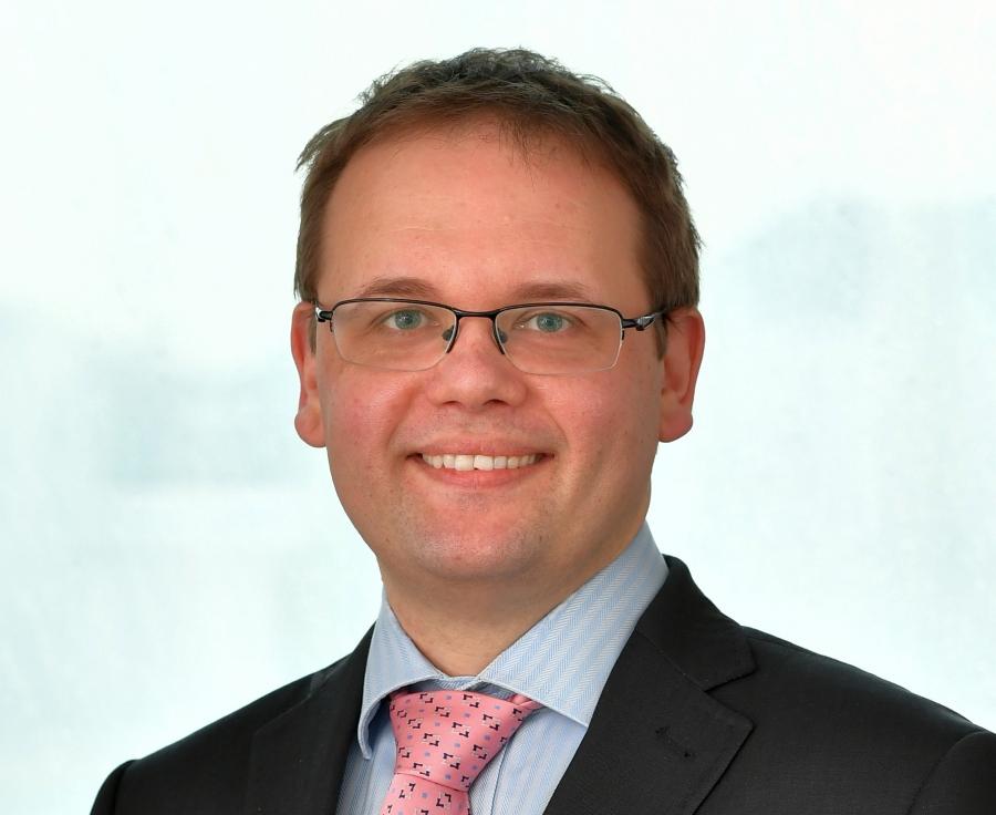 CITIC Telecom CPC Euroopa regiooni tegevdirektor James Halberstadt