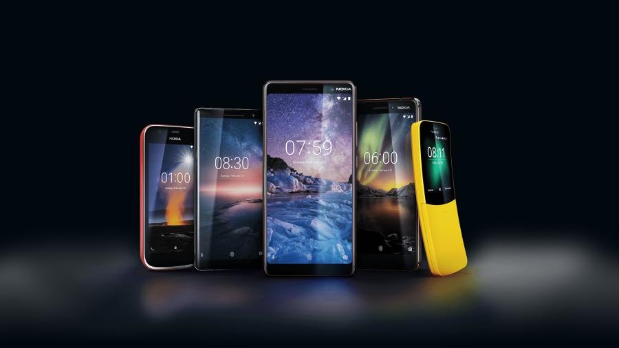 5655bc76811 Nokia uued telefonid 2018.
