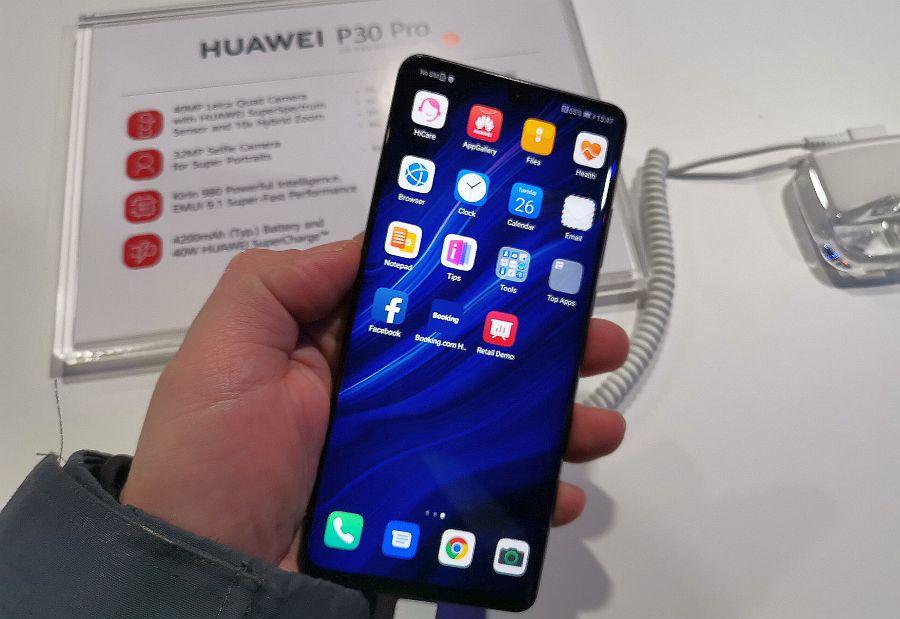 Huawei P30 Pro tunnistati parima fotokaameraga nutitelefoniks