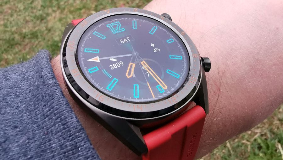 Huawei Watch GT Active.