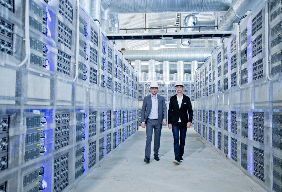 Enefit Tehnoloogiaparki Narvas tuleb Põhja-Euroopa suurim andmetöötluskeskus