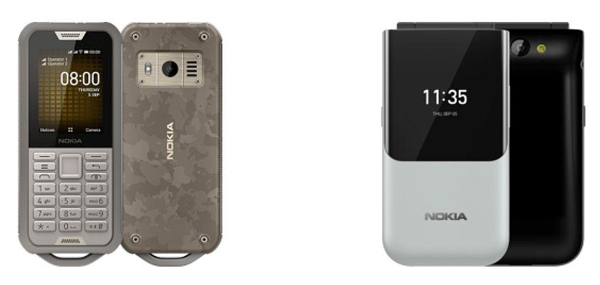 Nokia tuli välja uute nuputelefonidega, millega saab ka Facebooki suhtlusäppi kasutada
