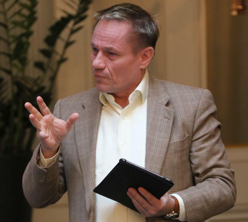 Huawei asepresident Mika Lauhde hoiatab: Euroopa võib olla liiga sõltuv USA tehnoloogiast