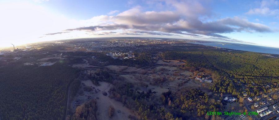 Levira pani Eesti kõrgeimatesse mastidesse veebikaamerad