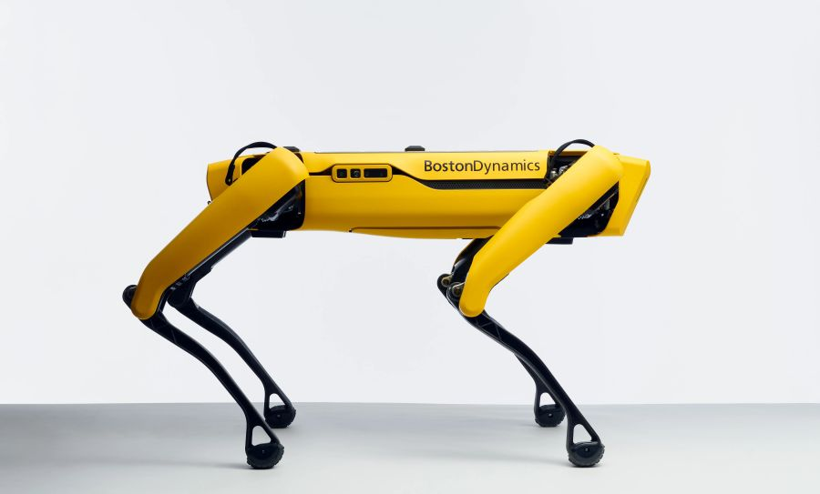 Spot. Foto: Boston Dynamics