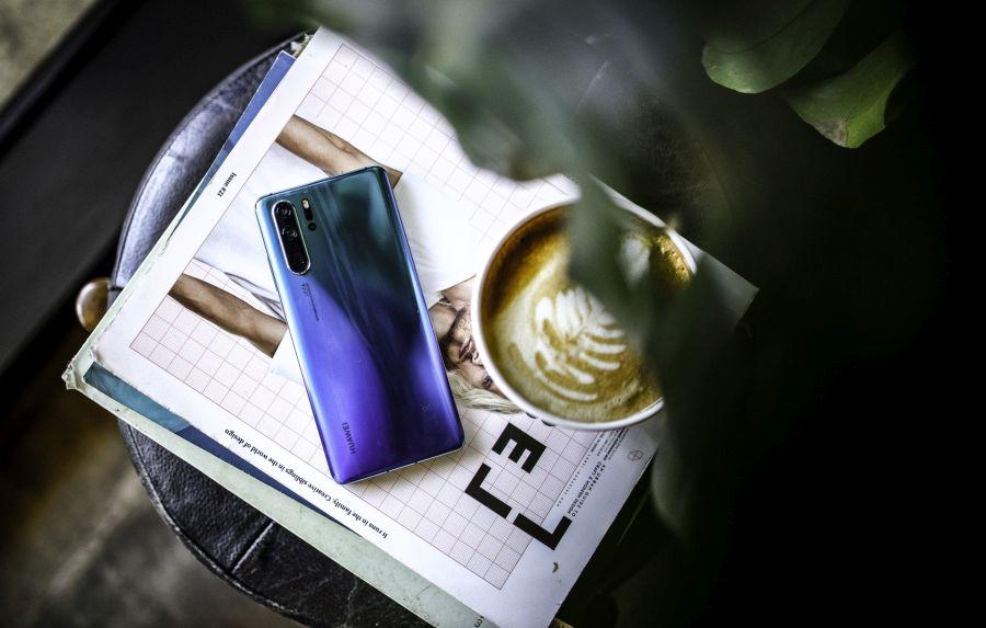 Huawei telefon laual