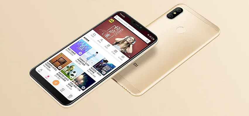 Xiaomi Mi A2 Lite 4G Phablet Global Edition