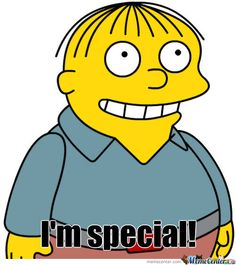Simpsonite tegelane ralph wiggum