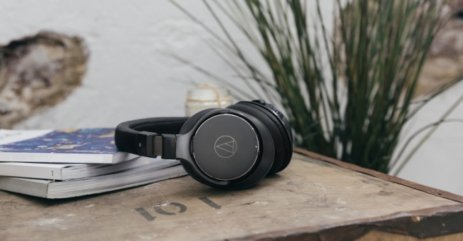 Audio-Technica DSR7BT kõrvaklapid.