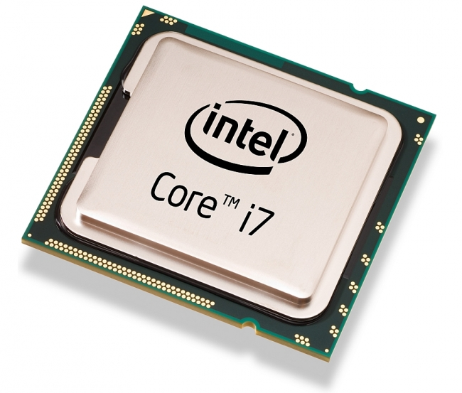 Intel Core i7 protsessor. Foto: Intel