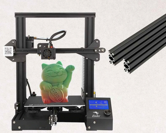 Creality3D Ender - 3 DIY 3D Printer Kit.